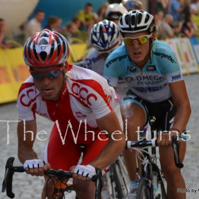 Stage 3 Tour de Pologne Cieszyn by Valérie Herbin (5)
