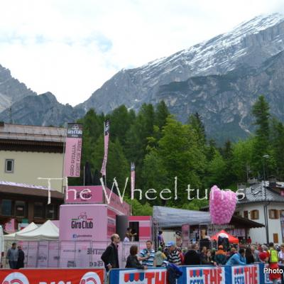 Start Stage 18 San Vito di Cadore by Valérie (3)