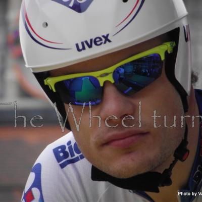 Steve Chainel- 3-Daagse West-Vlaanderen 2012 by Valérie Herbin