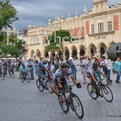 Tour de Pologne 2012- Stage 7 Krakow by Valérie Herbin (11)