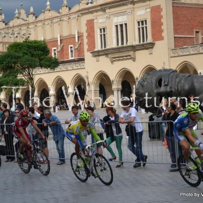Tour de Pologne 2012- Stage 7 Krakow by Valérie Herbin (12)