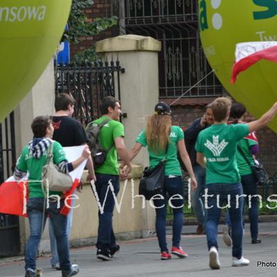 Tour de Pologne 2012- Stage 7 Krakow by Valérie Herbin (14)