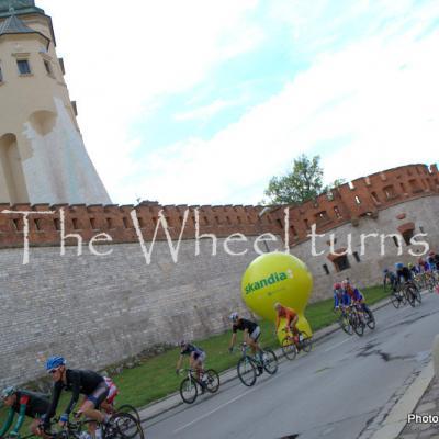 Tour de Pologne 2012- Stage 7 Krakow by Valérie Herbin (6)