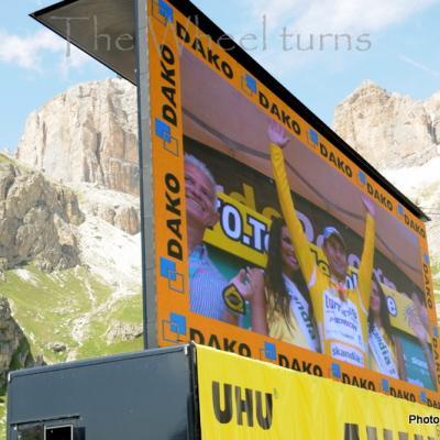 Tour de Pologne 2013 Stage 2 Pordoi  (1)