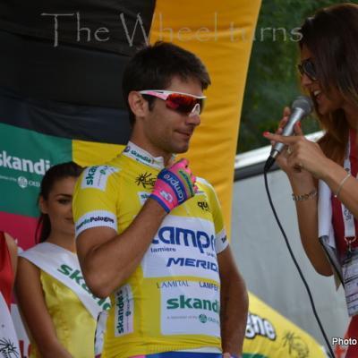 Tour de Pologne 2013 Stage 2 Pordoi  (14)