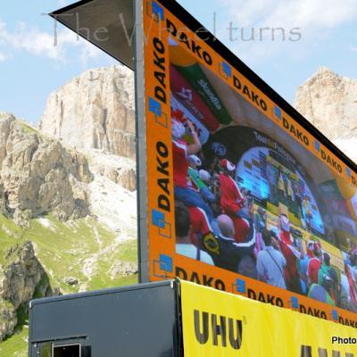 Tour de Pologne 2013 Stage 2 Pordoi  (2)