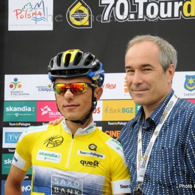 Tour de Pologne 2013 Start stage 3 Krakow (10)