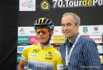 Tour de Pologne 2013 Start stage 3 Krakow (10)