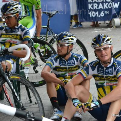 Tour de Pologne 2013 Start stage 3 Krakow (13)