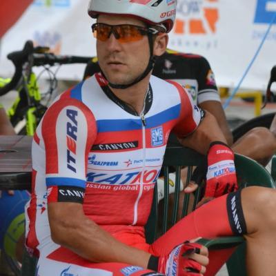 Tour de Pologne 2013 Start stage 3 Krakow (14)