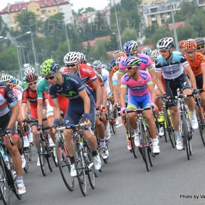 Tour de Pologne 2013 Start stage 3 Krakow (17)