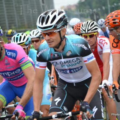 Tour de Pologne 2013 Start stage 3 Krakow (18)