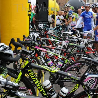 Tour de Pologne 2013 Start stage 3 Krakow (3)