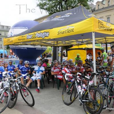 Tour de Pologne 2013 Start stage 3 Krakow (4)
