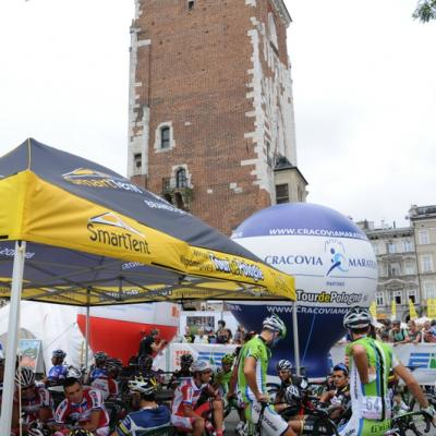 Tour de Pologne 2013 Start stage 3 Krakow (5)