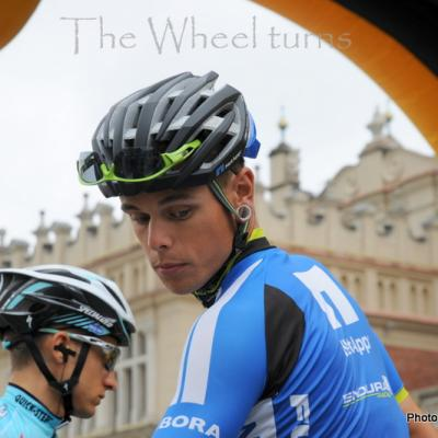 Tour de Pologne 2013 Start stage 3 Krakow (7)