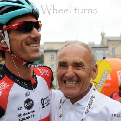 Tour de Pologne 2013 Start stage 3 Krakow (8)