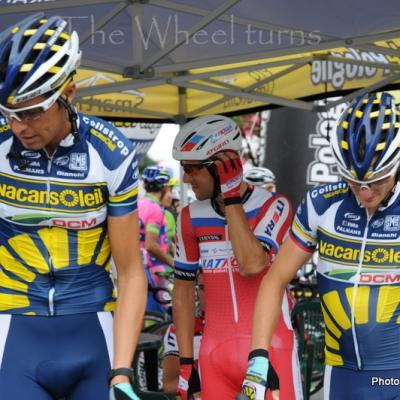 Tour de Pologne 2013 Start stage 3 Krakow (9)
