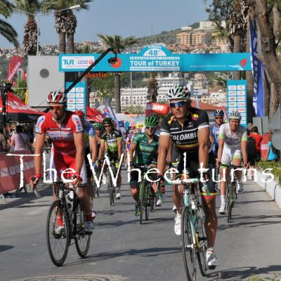 Turkey -Stage 6 finish Kusadasi by Valérie Herbin (10)