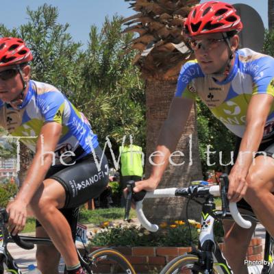 Turkey-Stage 7 start by Valérie Herbin (15)