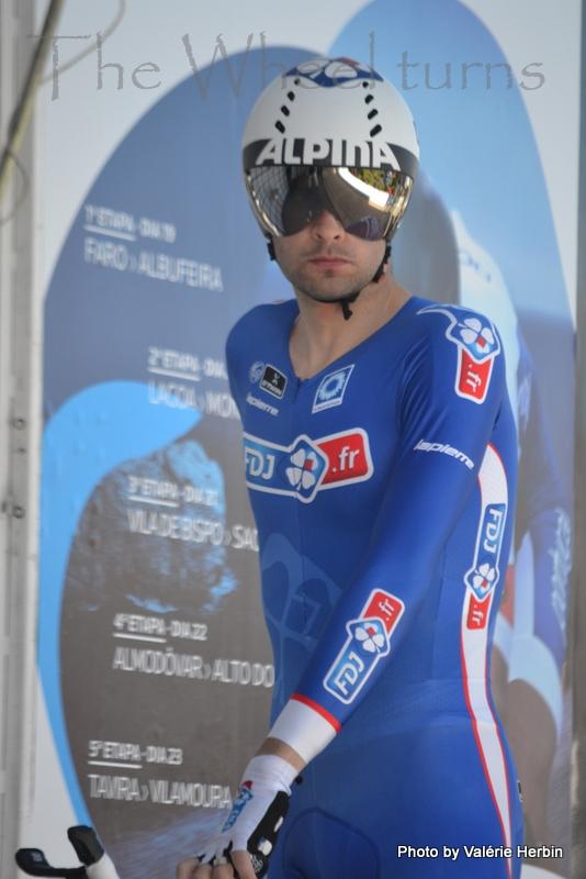 Vaugrenard-Algarve 2014 Stage 3 CLM Sagres