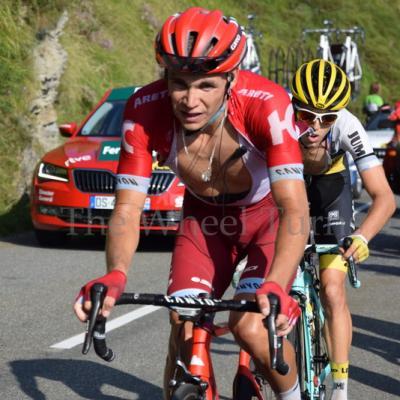 Vuelta 2016 stage Aubisque by Valérie (8)
