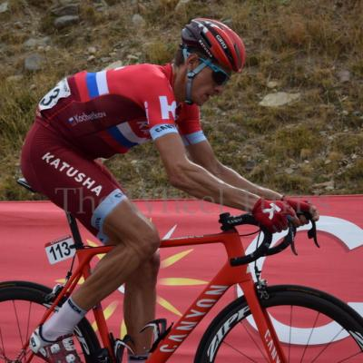 Vuelta 2016 Stage Formigal by Valérie (33)