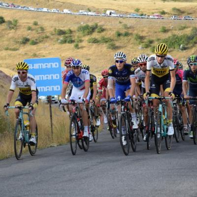 Vuelta 2016 Stage Formigal by Valérie (60)