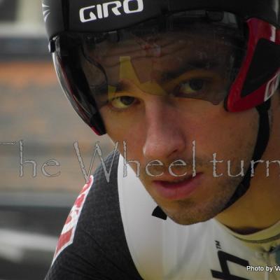 Zachary Bell- 3-Daagse West-Vlaanderen 2012 by Valérie Herbin
